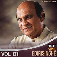 Přední strana obalu CD Best of Sunil Edirisinghe, Vol. 01