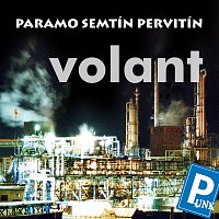 Přední strana obalu CD Paramo Semtín Pervitín