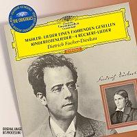 Přední strana obalu CD Mahler: Lieder eines fahrenden Gesellen; Kindertotenlieder; 4 Ruckert-Lieder