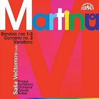 Saša Večtomov – Martinů: Skladby pro violoncello
