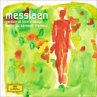Přední strana obalu CD Messiaen - Garden of Love's Sleep