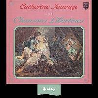 Přední strana obalu CD Heritage - Chansons Libertines - Philips (1969)