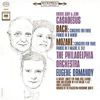 Eugene Ormandy – Mozart: Concerto for 3 Pianos & Quintet - Bach: Concerto for 3 Pianos (Remastered)