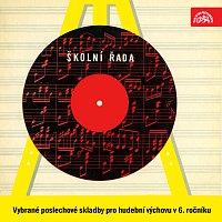 Školní řada Vybrané poslechové skladby pro hudební výchovu v 6. ročníku