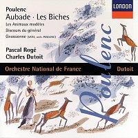 Pascal Rogé, Orchestre National de l'ORTF, Charles Dutoit – Poulenc: Orchestral Works 2