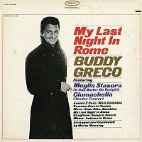 Buddy Greco – My Last Night in Rome