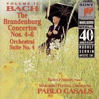 Marlboro Festival Orchestra, Pablo Casals – Bach: Brandenburg Concerti Nos. 4-6; Orchestral Suite No. 4