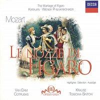 José van Dam, Anna Tomowa-Sintow, Ileana Cotrubas, Frederica von Stade – Mozart: Le Nozze di Figaro - Highlights