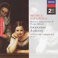 Alicia de Larrocha – Spanish Music for Piano II - Albéniz/Granados