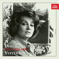 Yvetta Simonová – Děkujem ti, písničko... (singly 1955-1962)