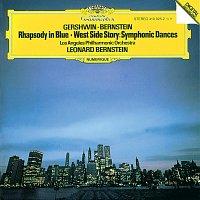 "Los Angeles Philharmonic, Leonard Bernstein – Gershwin: Rhapsody In Blue; Prelude For Piano No. 2 / Bernstein: Symphonic Dances From ""West Side Story"""