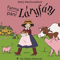 Přední strana obalu CD Farma paní Láryfáry