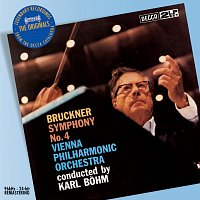 "Wiener Philharmoniker, Karl Bohm – Bruckner: Symphony No.4 in E flat major - ""Romantic"""