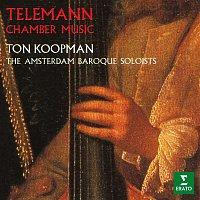 Ton Koopman, Andrew Manze & Jaap Ter Linden – Telemann: Chamber Music