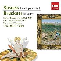 Franz Welser-Most – Strauss: Eine Alpensinfonie / Bruckner: Te Deum