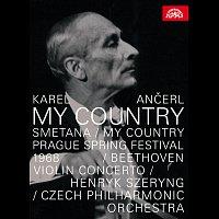 Henryk Szerynk, Česká filharmonie, Karel Ančerl – Smetana: Má vlast - Beethoven: Koncert D dur pro housle a orchestr