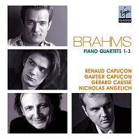 Renaud Capucon, Gérard Caussé, Gautier Capucon, Nicholas Angelich, Gautier Capucon – Brahms: Piano Quartets