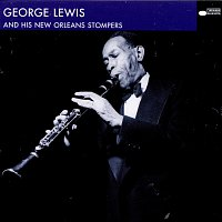 Přední strana obalu CD George Lewis And His New Orleans Stompers