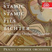 Pražský komorní orchestr – Stamic, Stamic, Fils, Richter: Symfonie, Orchestrální kvartet