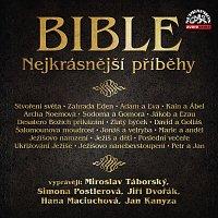 Miroslav Táborský, Simona Postlerová, Jiří Dvořák, Hana Maciuchová, Jan Kanyza – Bible - Nejkrásnější příběhy CD-MP3