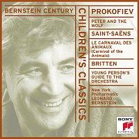 Leonard Bernstein, Benjamin Britten, New York Philharmonic Orchestra, Henry Chapin – Children's Classics: Prokofiev, Saint-Saens, Britten