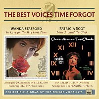 Wanda Stafford, Patricia Scot – In Love for the Very First Time / Once Around the Clock