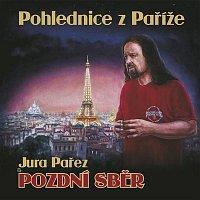 Přední strana obalu CD Pohlednice Z Parize