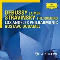 Los Angeles Philharmonic, Gustavo Dudamel – Debussy: La mer / Stravinsky: The Firebird [Live At Walt Disney Concert Hall, Los Angeles / 2013]