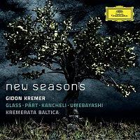Gidon Kremer, Kremerata Baltica – New Seasons - Glass, Part, Kancheli, Umebayashi
