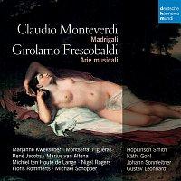 René Jacobs – Monteverdi & Frescobaldi: Madrigali