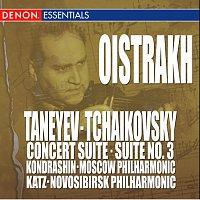 Igor Oistrakh – Taneyev: Concert Suite - Tchaikovsky: Suite No. 3