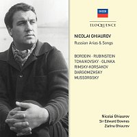Nicolai Ghiaurov – Nicolai Ghiaurov Sings Russian Songs And Arias