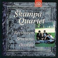 Škampovo kvarteto – Beethoven, Smetana, Dvořák: Smyčcové kvartety