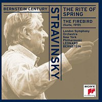 "Leonard Bernstein, London Symphony Orchestra, Igor Stravinsky – Stravinsky: The Rite of Spring & Suite from ""The Firebird"""