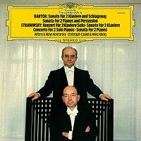 Aloys Kontarsky, Christoph Caskel, Heinz Konig, Alfons Kontarsky – Bartók: Sonata for 2 Pianos and Percussion; Stravinsky: Concerto & Sonata for 2 Pianos