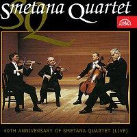 Smetanovo kvarteto – Smetanovo kvarteto LIVE nahrávka - 40 let Smetanova kvarteta