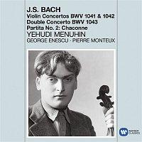 Yehudi Menuhin, George Enescu, Orchestre Symphonique de Paris, Pierre Monteux – Bach: Violin Concertos 1 & 2, Double Concerto & Partita No.2: Chaconne