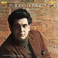 Přední strana obalu CD Plácido Domingo in Romantic Arias - Sony Classical Originals