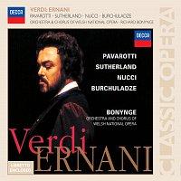 Luciano Pavarotti, Dame Joan Sutherland, Orchestra of the Welsh National Opera – Verdi: Ernani