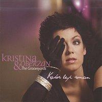 Kristina Oberzan, The Grooveyards – Kakor lep roman