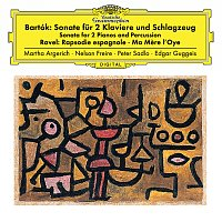 Martha Argerich, Nelson Freire, Peter Sadlo, Edgar Guggeis – Bartók: Sonata For 2 Pianos And Percussion, Sz. 110 / Ravel: Ma mere l'oye, M. 62; Rapsodie espagnole, M. 54