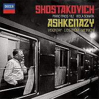 Vladimír Ashkenazy, Zsolt-Tihamér Visontay, Mats Lidstrom – Shostakovich: Piano Trio No.2, Op.67 - 2. Allegro con brio