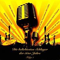 Různí interpreti – Die beliebtesten Schlager der 50er Jahre - Folge 1