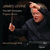 James Levine, The MET Orchestra, Evgeny Kissin – James Levine - Live At Carnegie Hall