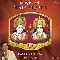 Přední strana obalu CD Magic Of Anup Jalota - Ram & Krishna Bhajans Vol. 3