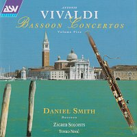 Daniel Smith, Zagreb Soloists, Tonko Ninić – Antonio Vivaldi: Bassoon Concertos Vol. 5