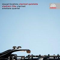 Vladimír Říha, Smetanovo kvarteto – Mozart, Brahms: Klarinetové kvintety