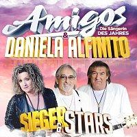 Amigos, Daniela Alfinito – Stars & Sieger
