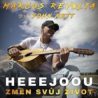 Přední strana obalu CD Heeejoou ft. John Nett
