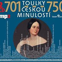 Různí interpreti – Toulky českou minulostí 701-750 (MP3-CD) CD-MP3